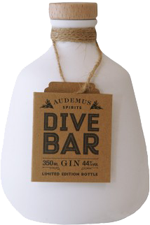 Limited Edition Dive Bar Gin from Audemus