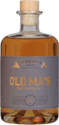 Old Ma's limited edition gin from audemus