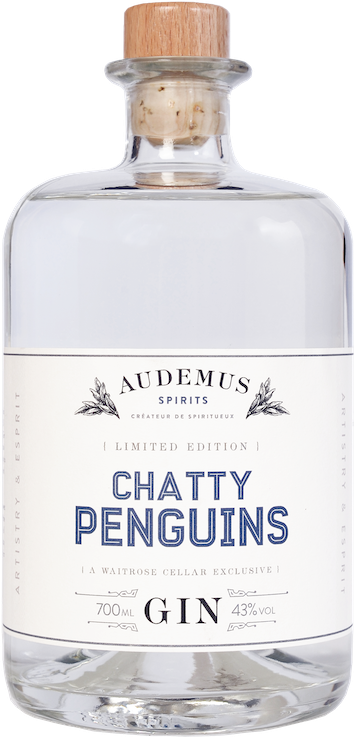 Chatty Penguin Gin