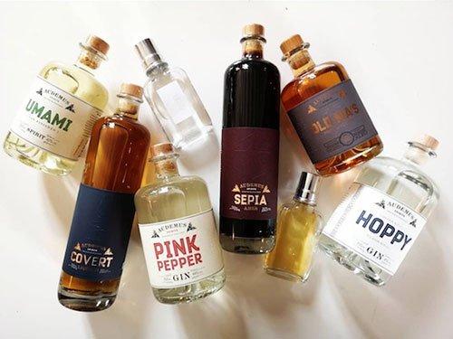 Audemus Gin Range