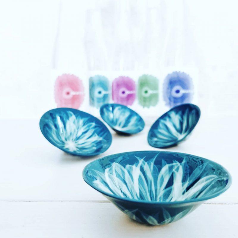Fractal 3 Cups
